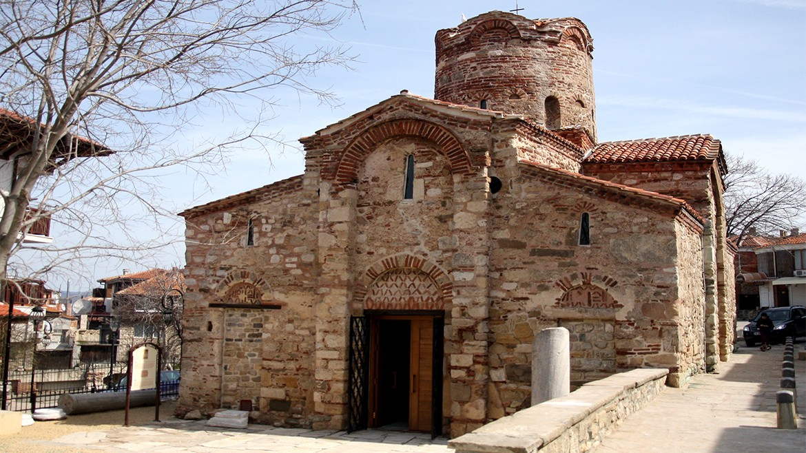 Church of St. John the Baptist, Nessebar