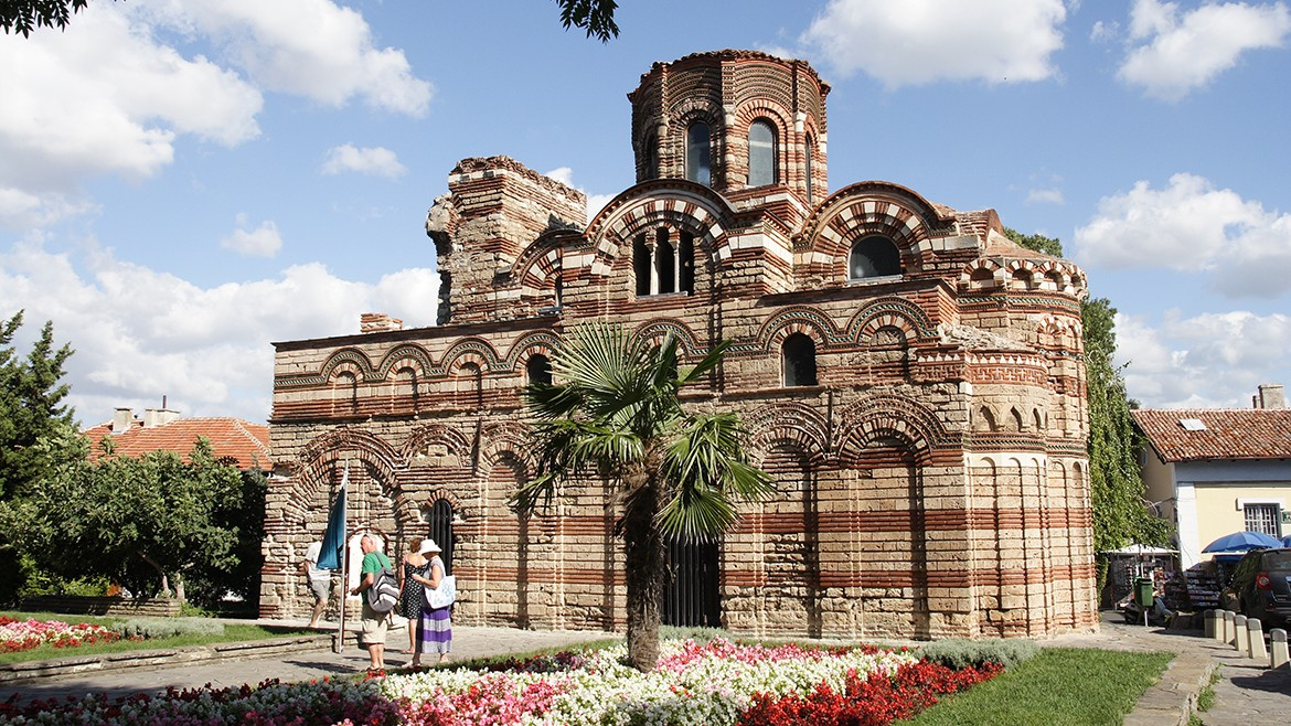 Church of Christ Pantocrator, Nessebar