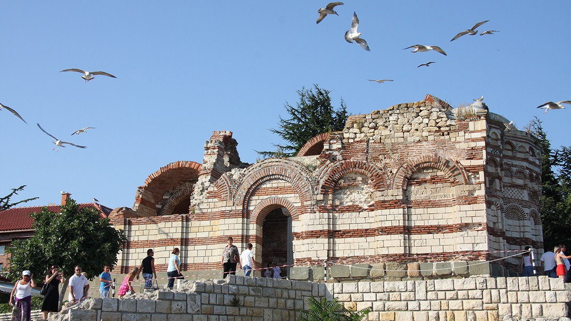 Church of St John Aliturgetos, Nessebar
