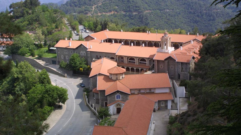 The Kykkos Monastery